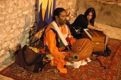 Kalipada Adhikary Pakhi, musica baul India