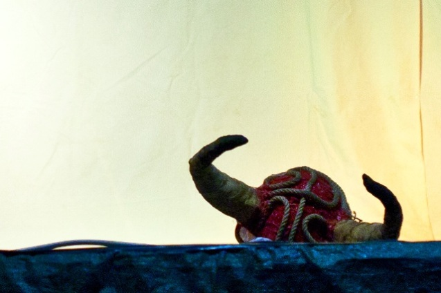 minotauro, la maschera