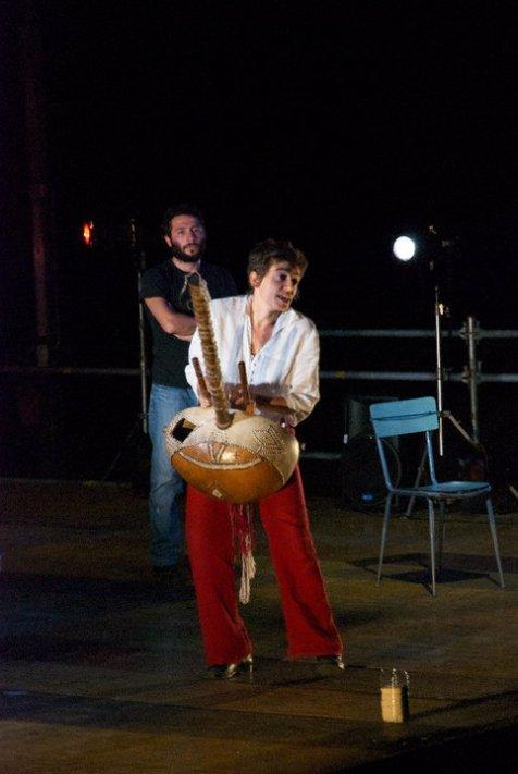 Silvia Balossi - Tratte. Harraga dei mari e dei deserti