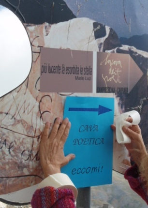 OLCava dei poeti - Carrara - Poesie per la Pace 2012