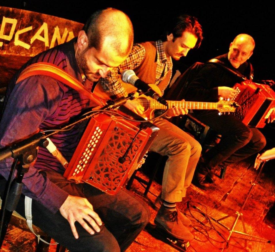 Blue Red Trio