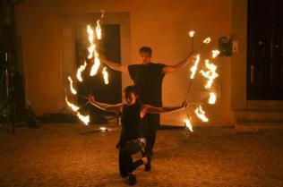 duetto di fuoco