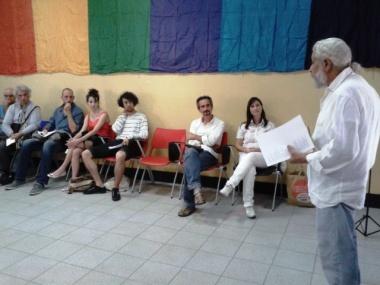 Poesie per la Pace - Biblioteca Borghesiana - Ivan Cozzi