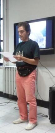 Poesie per la Pace - Biblioteca Borghesiana - Giorgio Salerno