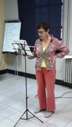 Poesie per la Pace - Caterina Proietti