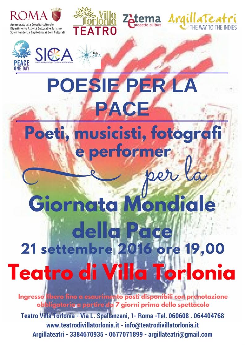Poesie per la Pace