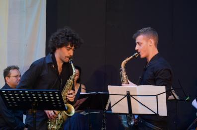 Guglielmo Cetto e Alessio Matrigiani