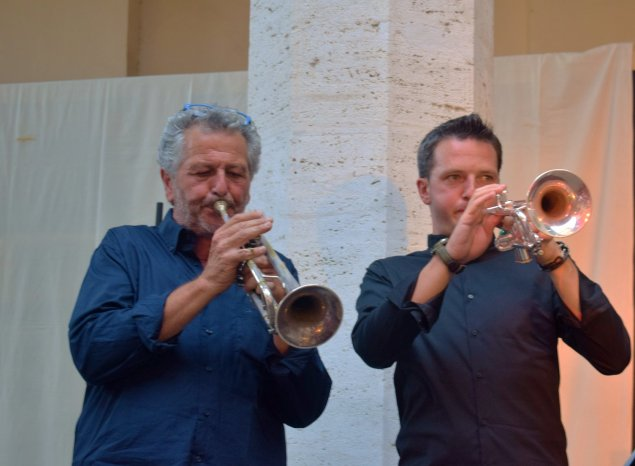 Massimo Bartoletti e Vincenzo Pierotti